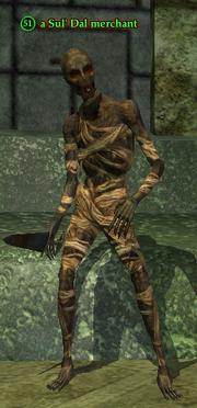 A Sul' Dal merchant (Solo)