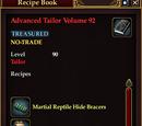 Advanced Tailor Volume 92