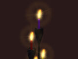 An enchanter's candelabra