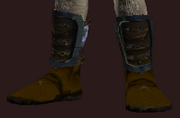 Frostwind Oracle's Moccasins (Equipped)
