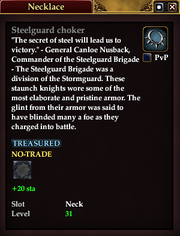Steelguard choker (31)