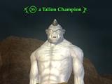 A Tallon Champion