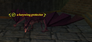 A furywing protector