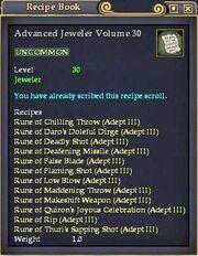 Advanced Jeweler Volume 30