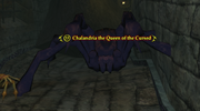 Chalandria the Queen of the Cursed