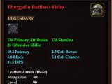 Thurgadin Ruffian's Helm