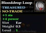 Blooddrop Loop