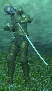 Dragoon Cpt. K'Venx