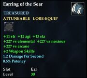 Earring of the Sear
