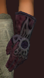 Planar Pirate's Gloves (Equipped)