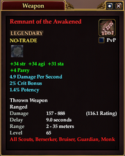 Remnant of the Awakened