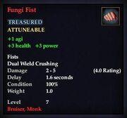 Fungi Fist