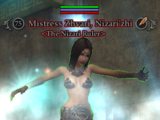 Mistress Zhvari, Nizari'zhi
