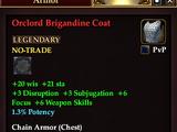 Orclord Brigandine Coat