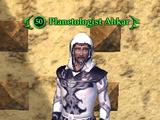 Planetologist Ahkar