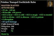 Tranquil Swiftcloth Robe