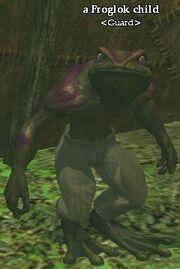 A Froglok child (Lost VoK)