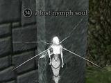 A lost nymph soul