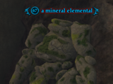 A mineral elemental