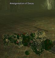 Amalgamation of Decay