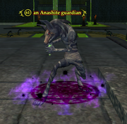 An Anashite guardian