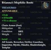Brianna's Mephitic Boots