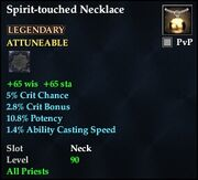 Spirit-touched Necklace
