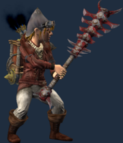 Spine of War (Equipped)