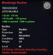 Bloodreign Buckler