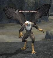 A Kragploom scavenger