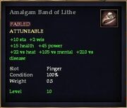 Amalgam Band of Lithe