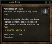 Ambassador T'Kirr