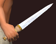 Frostwind Champion's Dirk (Equipped)