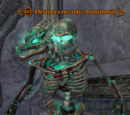 Destora's necromantic monstrosity