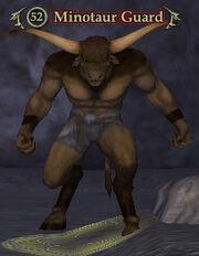 Minotaur Guard