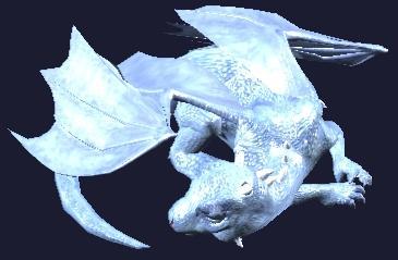 Sleeping Baby Ice Dragon Plushie Everquest 2 Wiki