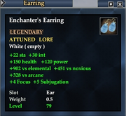 Enchanter's Earring