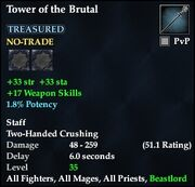 Tower of the Brutal