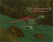 Trakanasaurus Rex
