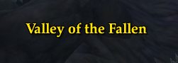 Valley of the Fallen verification