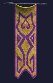 A Dartain's Bastion Banner (Visible)