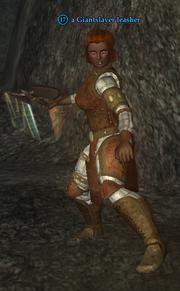 A Giantslayer leasher