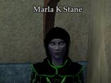 Marla K'Stane