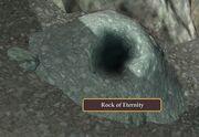 Rock of Eternity entrance