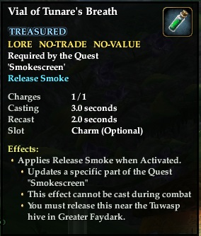 Vial of Tunare's Breath