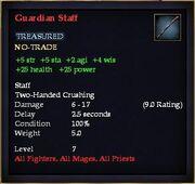 Guardian Staff