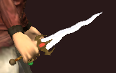 Ornate Dagger of Deadwood Magics (Equipped)