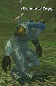 A Defender of Kugup (Lost VoK)