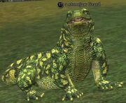 A stonejaw lizard
