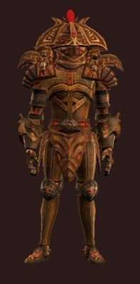 Blood Lord's Empyrean (Armor Set) (Visible, Male)